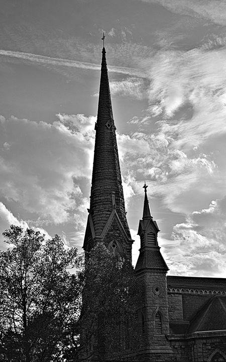 Classical,Architecture Church - Richard W. Jenkins Gallery