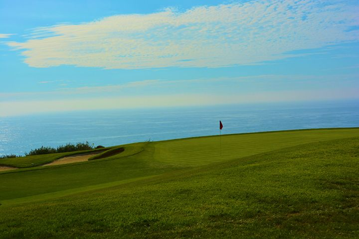 Torrey Pines Golf #5 - Richard W. Jenkins Gallery
