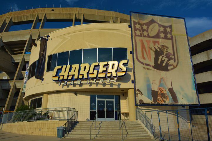 Chargers Football - Richard W. Jenkins Gallery