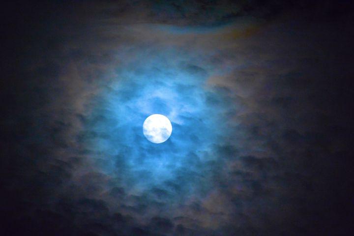 Super Moon - Richard W. Jenkins Gallery