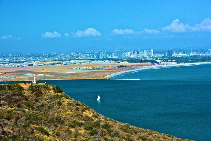 Coronado Island San Diego - Richard W. Jenkins Gallery