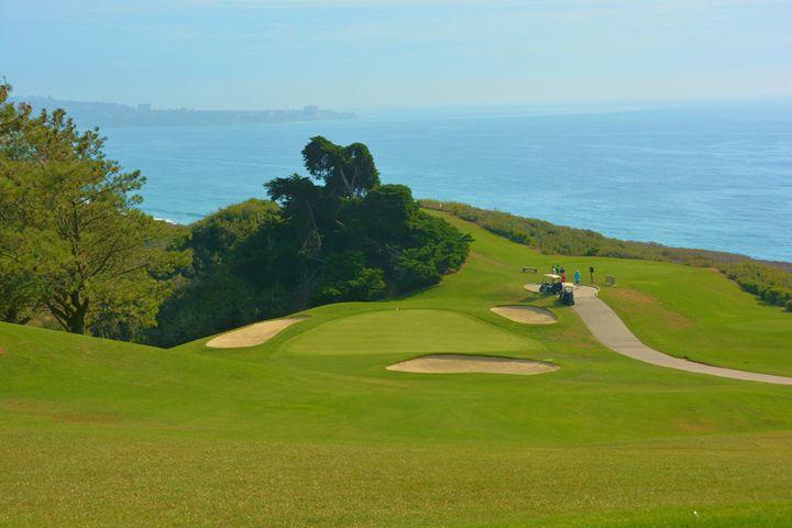 Torrey Pines Golf - Richard W. Jenkins Gallery