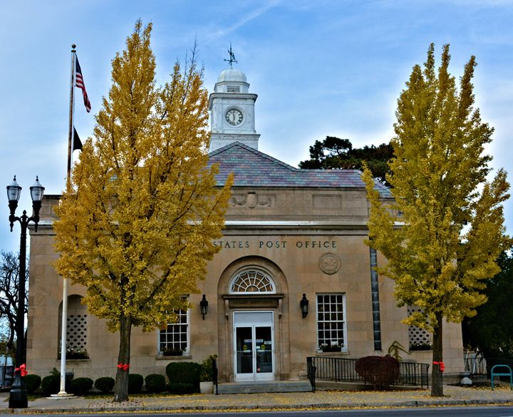 Historic Post Office - Richard W. Jenkins Gallery