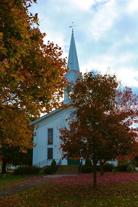 Rochester Church - Richard W. Jenkins Gallery