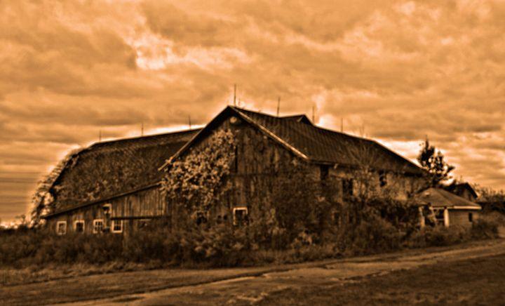 Old Barn - Richard W. Jenkins Gallery