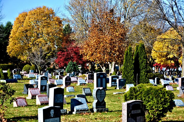 Historic Cemetery - Richard W. Jenkins Gallery