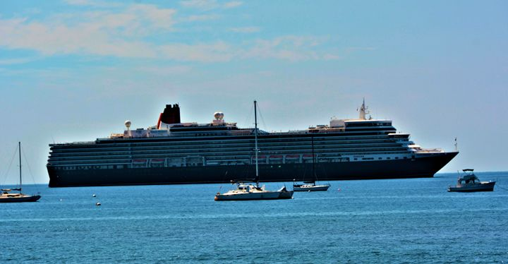 Cruise Ship Hawaii - Richard W. Jenkins Gallery
