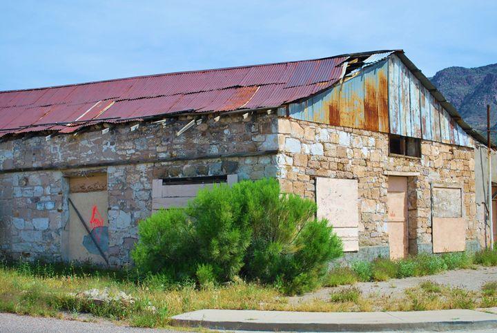 Old Abandoned Warehouse - Richard W. Jenkins Gallery