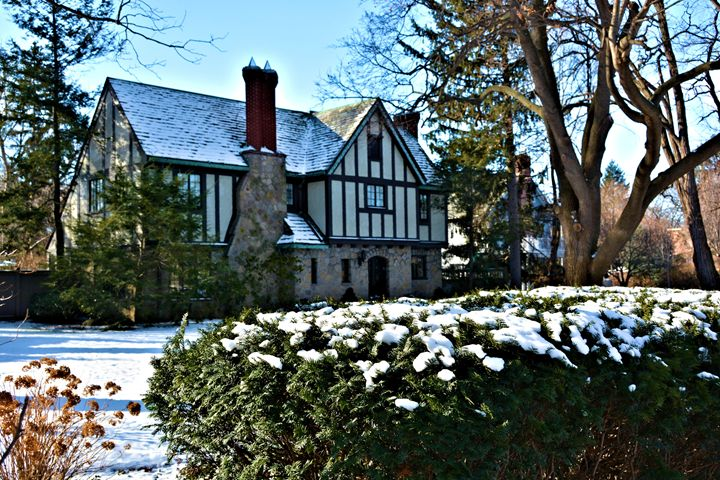 Historic Home Rochester - Richard W. Jenkins Gallery