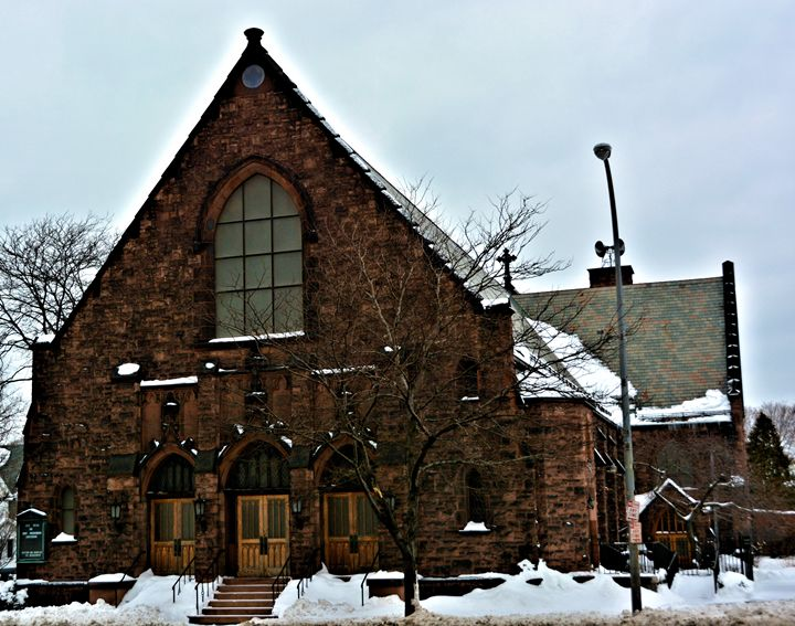 Our Lady Of The Americas Church - Richard W. Jenkins Gallery