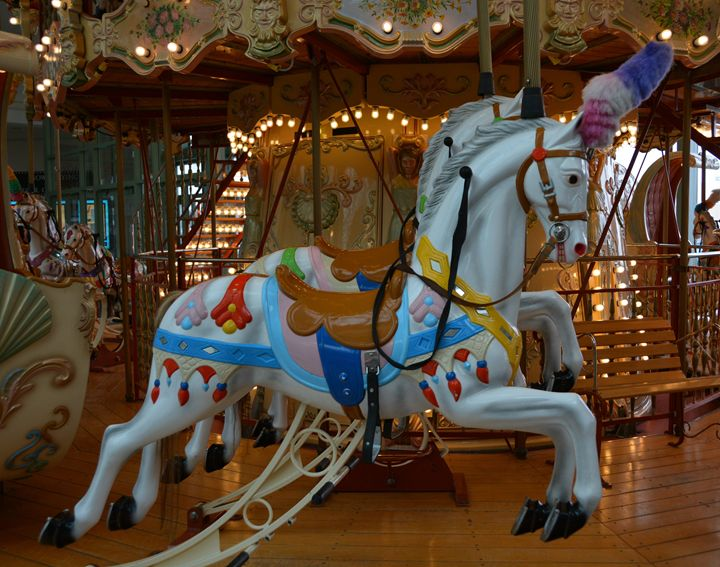 Merry Go Round - Richard W. Jenkins Gallery