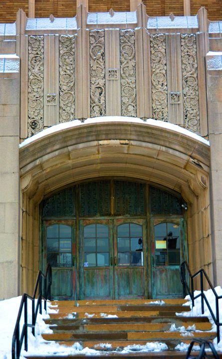 Vintage Entry way - Richard W. Jenkins Gallery