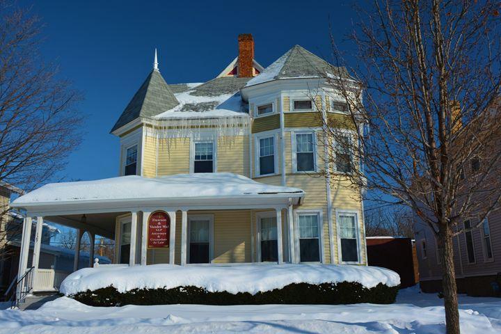 New England Architecture - Richard W. Jenkins Gallery
