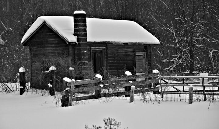 Vintage cabin - Richard W. Jenkins Gallery