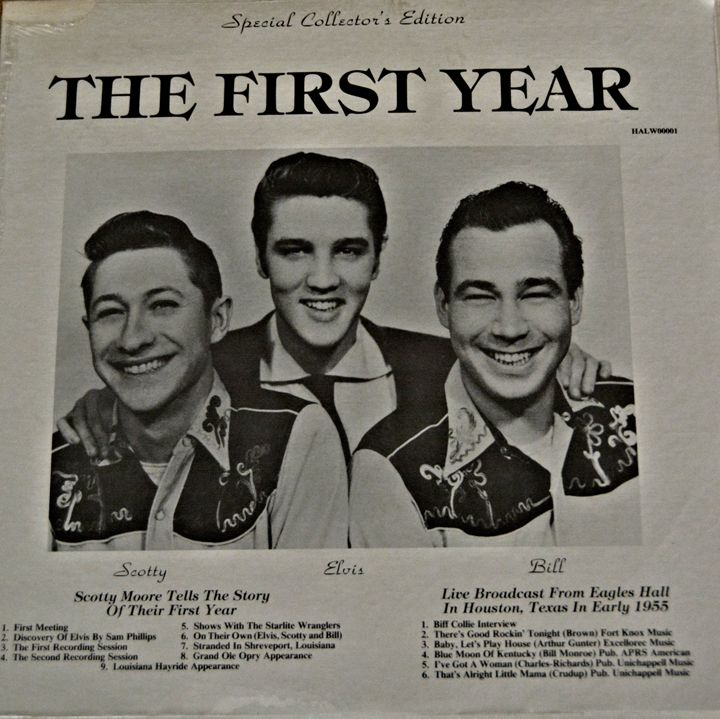 Elvis First Year 3 - Richard W. Jenkins Gallery
