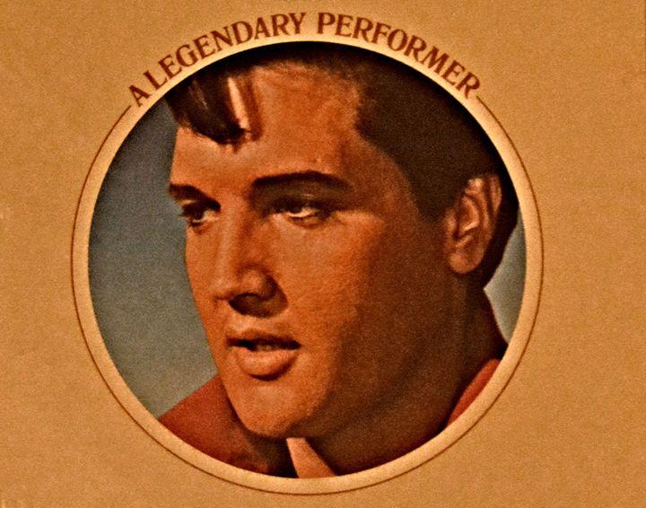 Elvis Presley - Richard W. Jenkins Gallery