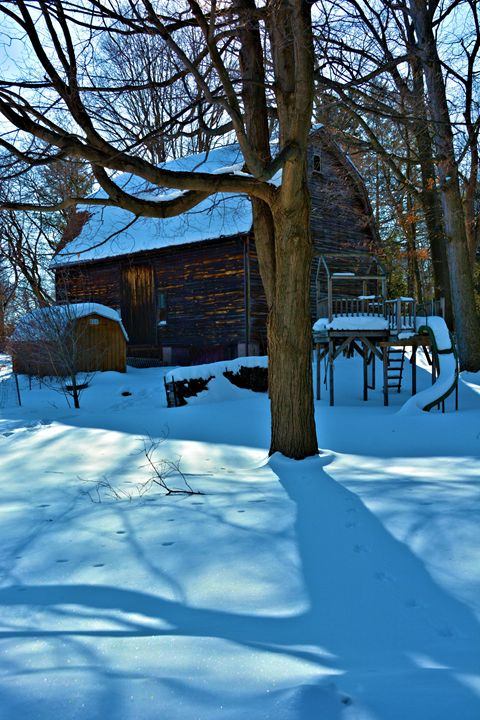 Vintage Barn - Richard W. Jenkins Gallery