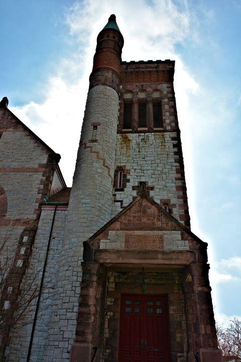 Historic First Baptist Church - Richard W. Jenkins Gallery