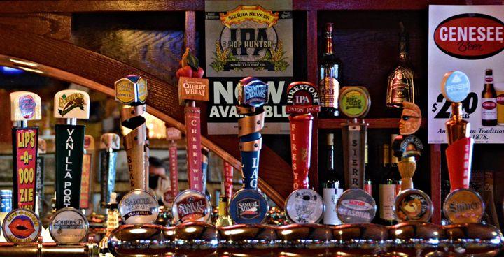 Beer Dispensers - Richard W. Jenkins Gallery