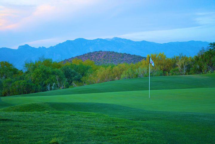 Arizona Golf - Richard W. Jenkins Gallery