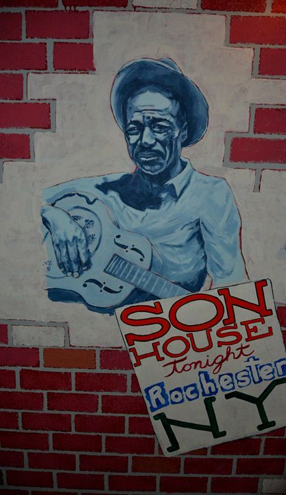 Son Hlouse Blues - Richard W. Jenkins Gallery
