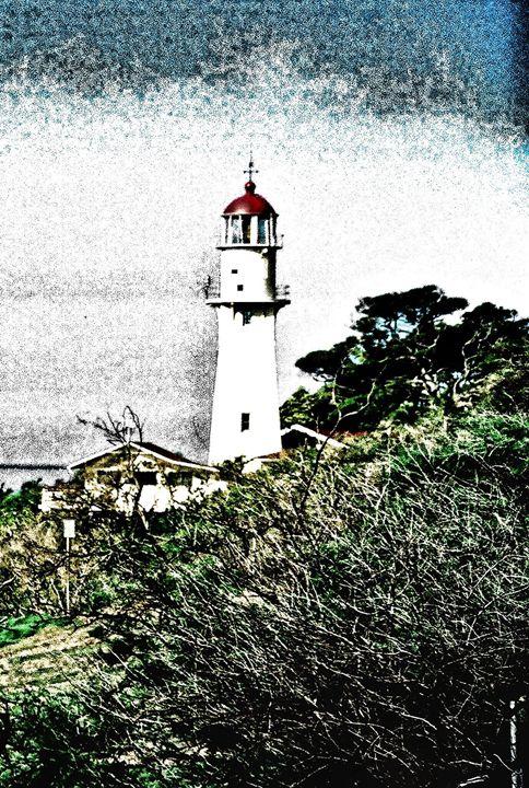 Digital Lighthouse - Richard W. Jenkins Gallery