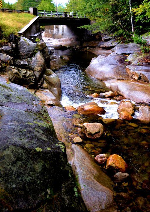 New Hampshire Creek - Richard W. Jenkins Gallery