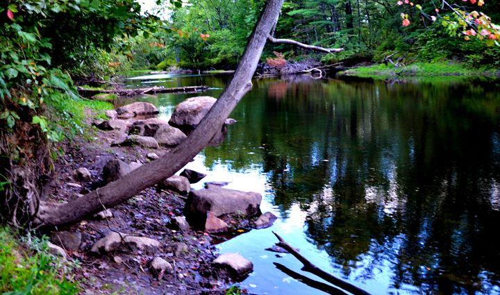 New Hampshire River - Richard W. Jenkins Gallery