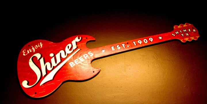 Shiner Beer - Richard W. Jenkins Gallery
