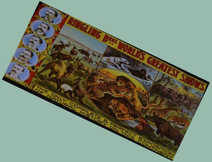 Vintage Advertisement - Richard W. Jenkins Gallery