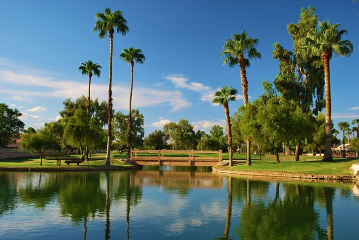 Arizona Golf - Richard W. Jenkins Gallery