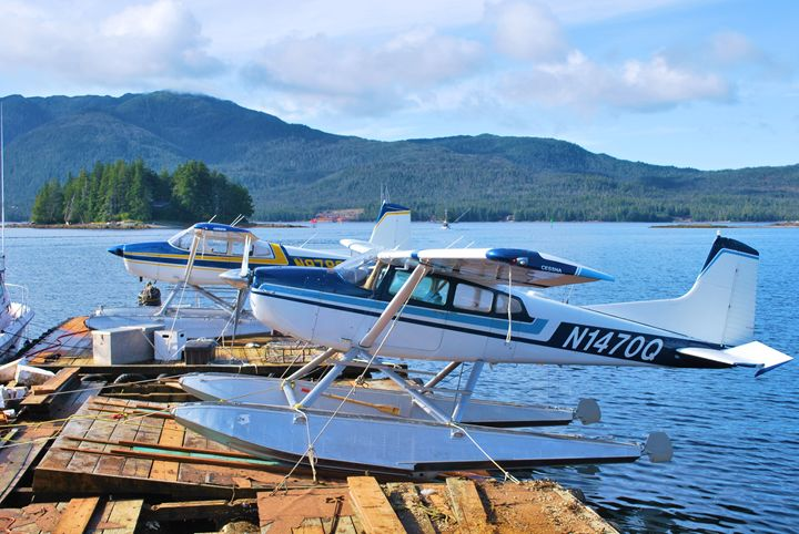 Alaska Sea Plane - Richard W. Jenkins Gallery