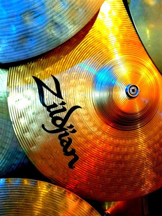 Zildjian Cymbal - Carlos' Art Works