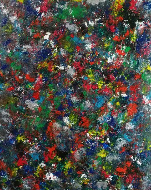 Skittles - Carlos' Art Works