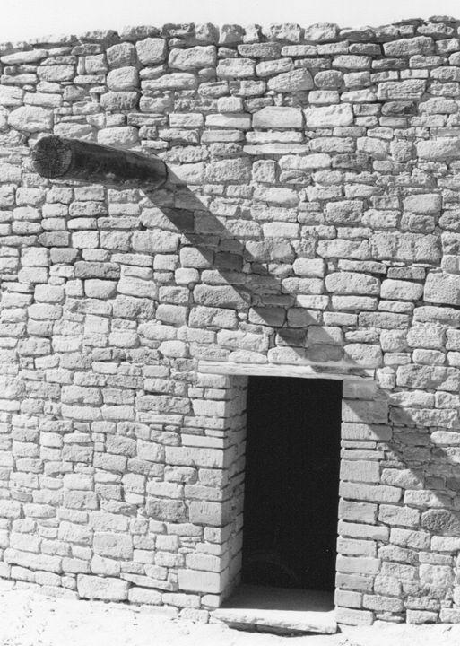 Anasazi building - Carlos' Art Works