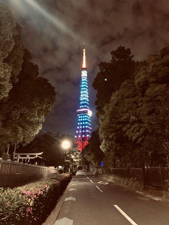 Tokyo Lockdown 2020 - David Andrew