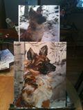 original custom pet portraits
