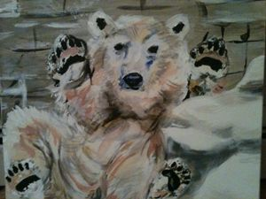 huggie bear