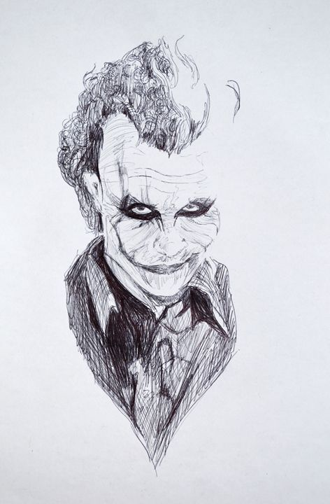 The Joker - Steph Stark