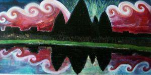 Wat Sunset - Steph Struessmann