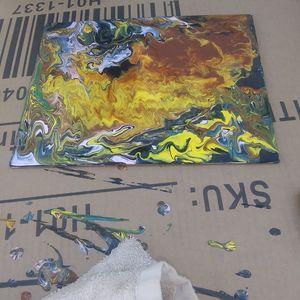 Abstract. Dragons eye