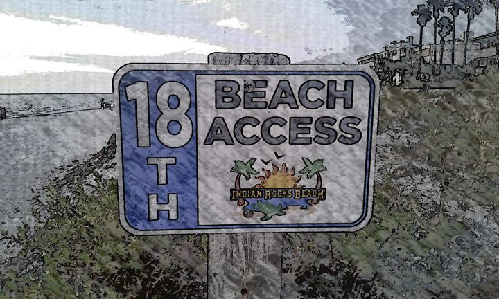 beachaccess - ModernArt