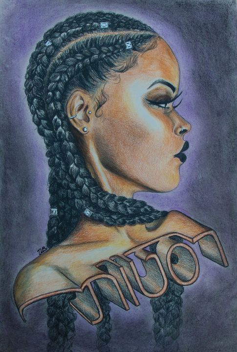 Cornrows - Destiny's Art