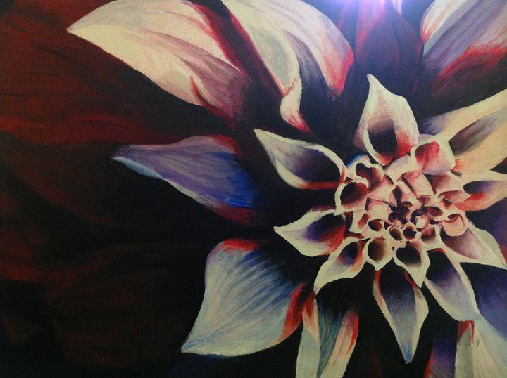 Dahlia - Shaleaux Fine Art & Design