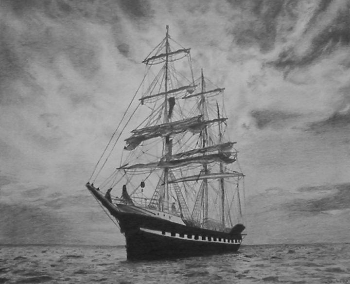 Ship - Shaleaux Fine Art & Design