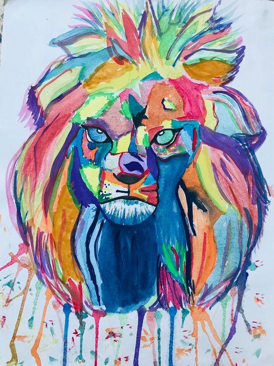 Lion - Aishwarya