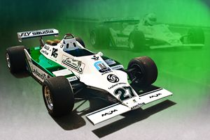 Williams FW07/04 - Transchroma Photography