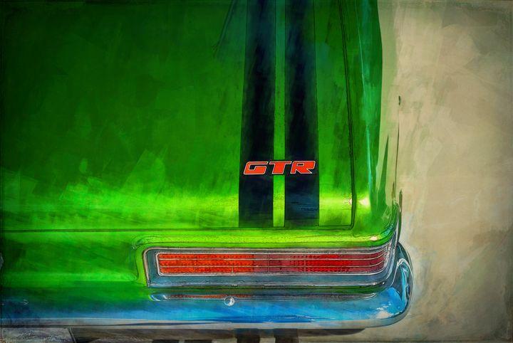 Green Holden Torana GTR - Transchroma Photography