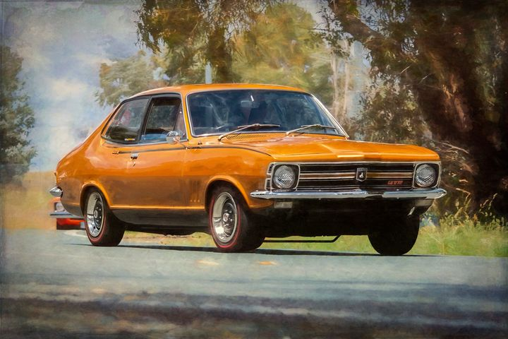 Bronze LC Holden Torana GTR XU-1 - Transchroma Photography