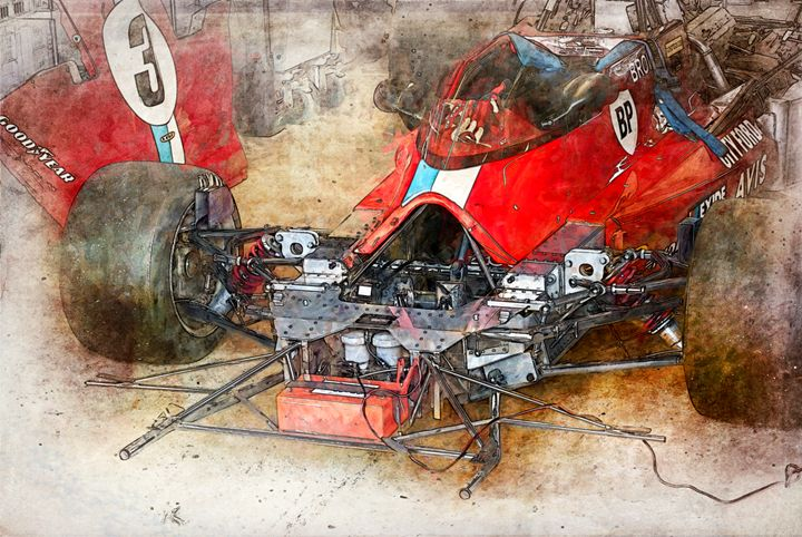 Lola Formula 5000 Front End - Transchroma Photography